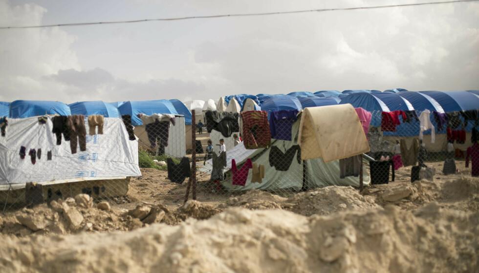 Patricio Galvez fra Göteborg har lenge kjempet for å få barna hjem til Sverige (AP Photo/Maya Alleruzzo).