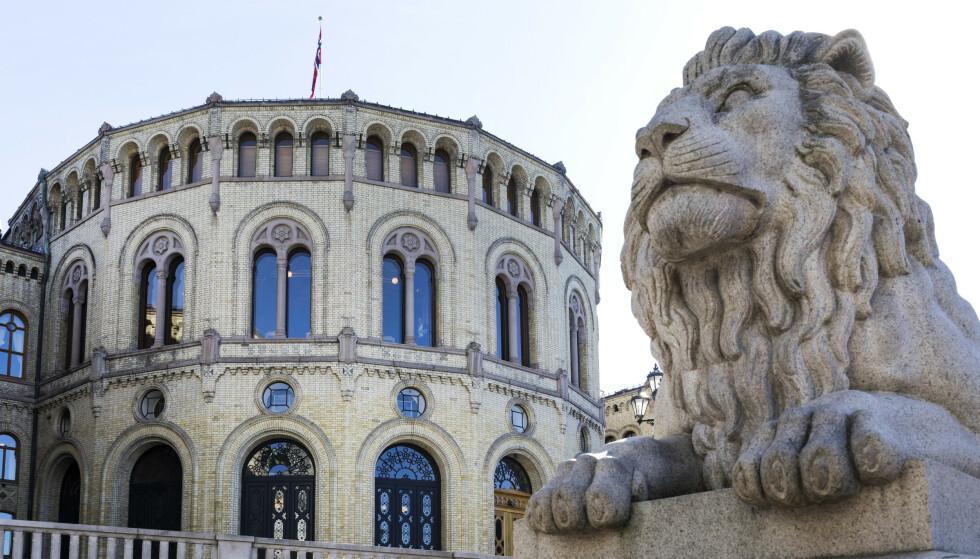 Nå blir det nye regler på Stortinget (Foto: Gorm Kallestad / NTB scanpix)