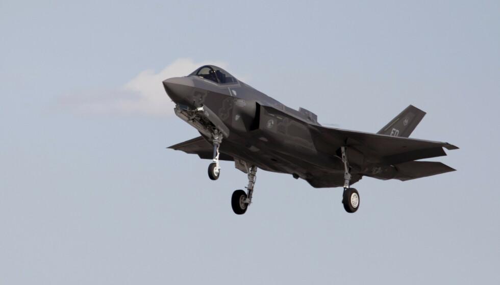 Det var et fly av denne typen som forsvant fra radaren 28 minutter etter avgang. (Foto: Tore Meek / Scanpix).