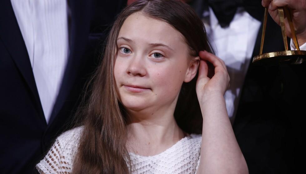 Greta Thunberg. Foto: NTB Scanpix /AP
