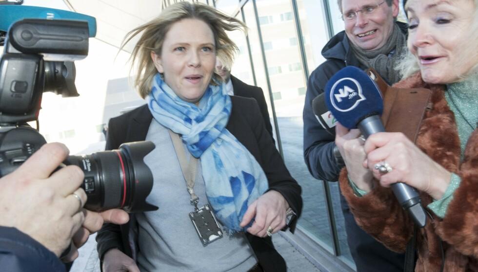 Sylvi Listhaug (Frp) skapte mediestorm etter et Facebook-innlegg og måtte gå av som justisminister i mars. Foto: Terje Pedersen / NTB scanpix