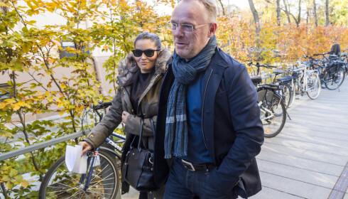 Per Sandberg gikk av som fiskeriminister og Frp-nestleder etter at det ble kjent at han hadde vært på Iran-ferie med kjæresten Bahareh Letnes – og med sin tjenestetelefon. Foto: Heiko Junge / NTB scanpix