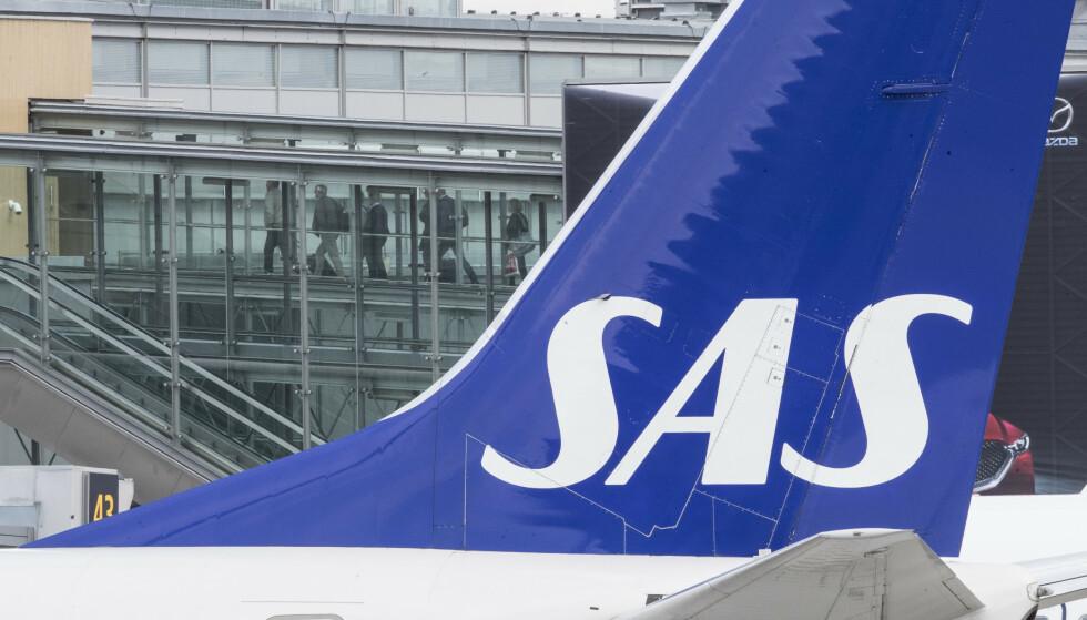 SAS regner med å være i rute igjen på lørdag. Foto: Vidar Ruud / NTB scanpix