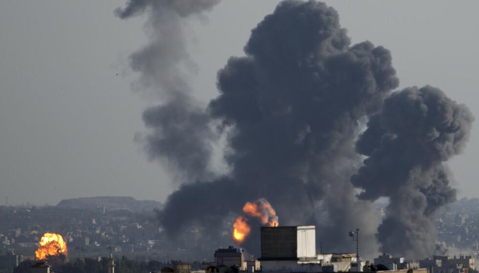 Foto: AP Photo/Hatem Moussa / NTB scanpix