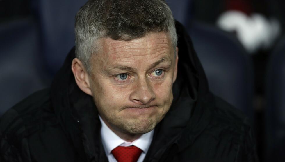 Manchester United-manager Ole Gunnar Solskjær må få en god start på neste sesong dersom han skal beholde jobben, mener tidligere Liverpool-spiller Jamie Redknapp. (Foto: AP Photo / Manu Fernandez / NTB scanpix.)