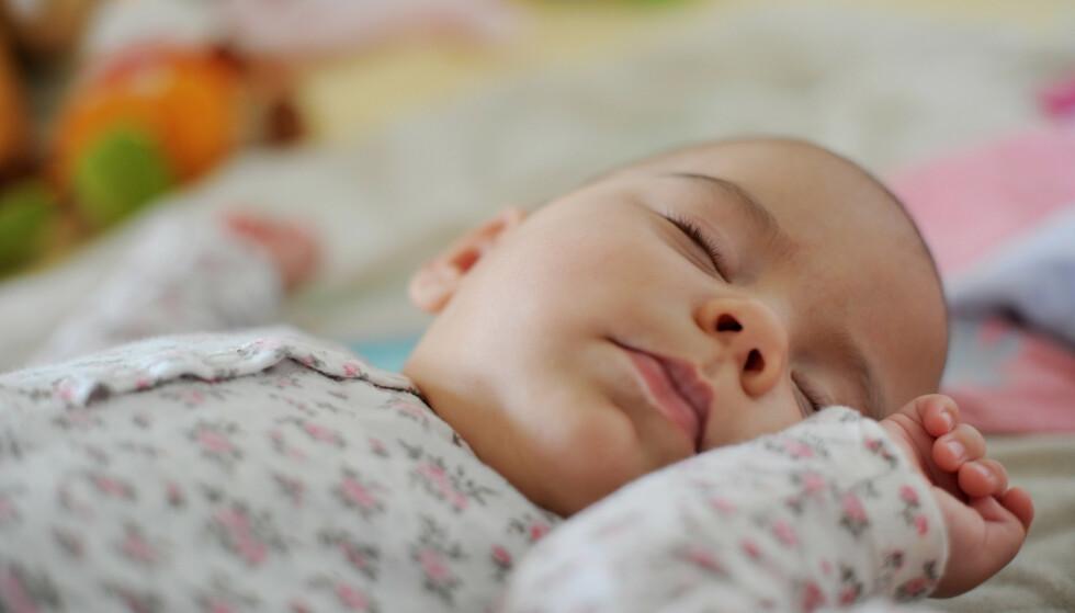 Nybakte foreldre mottar ikke lenger fødselsattest for barna sine. Denne er gjort om til en digital bekreftelse i Altinn. Illustrasjonsfoto: Frank May / NTB scanpix
