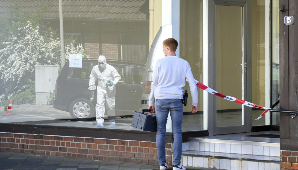 Mulig selvmordspakt bak armbrøstdrap i Tyskland