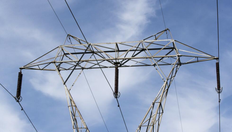 Strømprisen holder seg fortsatt svært høy. I første kvartal i år var gjennomsnittsprisen per kilowattime 55,2 øre per kilowattime. Det er omtrent like høyt som de to forrige kvartalene, men 30 prosent høyere enn samme kvartal i 2018. Foto: Terje Pedersen / NTB scanpix