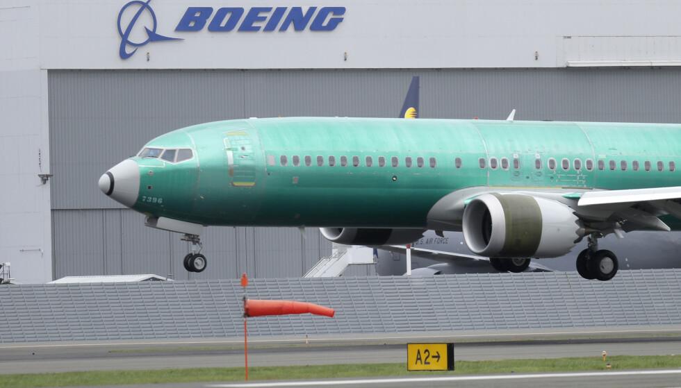 Flytypen ble etter Etiopia-ulykken satt på bakken av luftfartsmyndigheter over hele verden. Foto: Ted S. Warren / AP / NTB scanpix