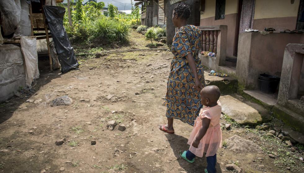 Kamerun topper lista over glemte kriser