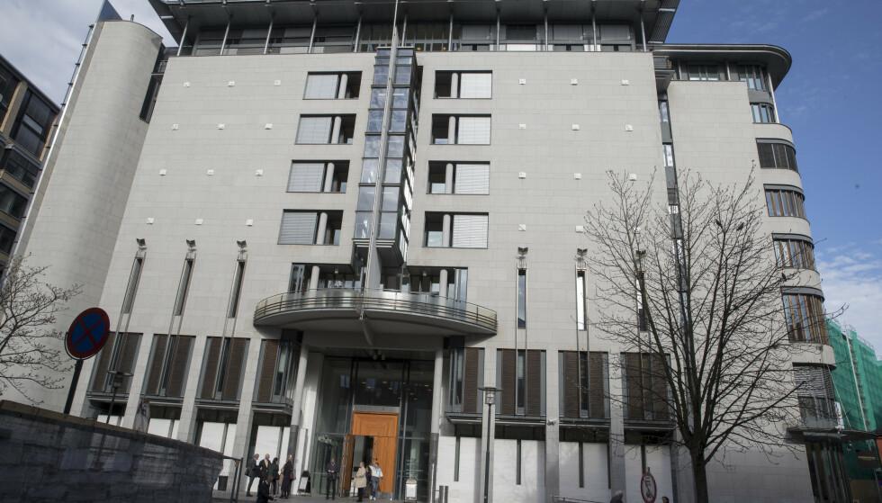 Oslo tingrett har satt av fire dager til saken mot mannen som er tiltalt for vold og voldtekt. Foto: Terje Pedersen / NTB scanpix