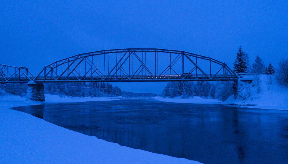 Janne Jemtland ble funnet død på bunnen av i Glomma ved Eid bro i Våler kommune. Foto: Tore Meek / NTB scanpix
