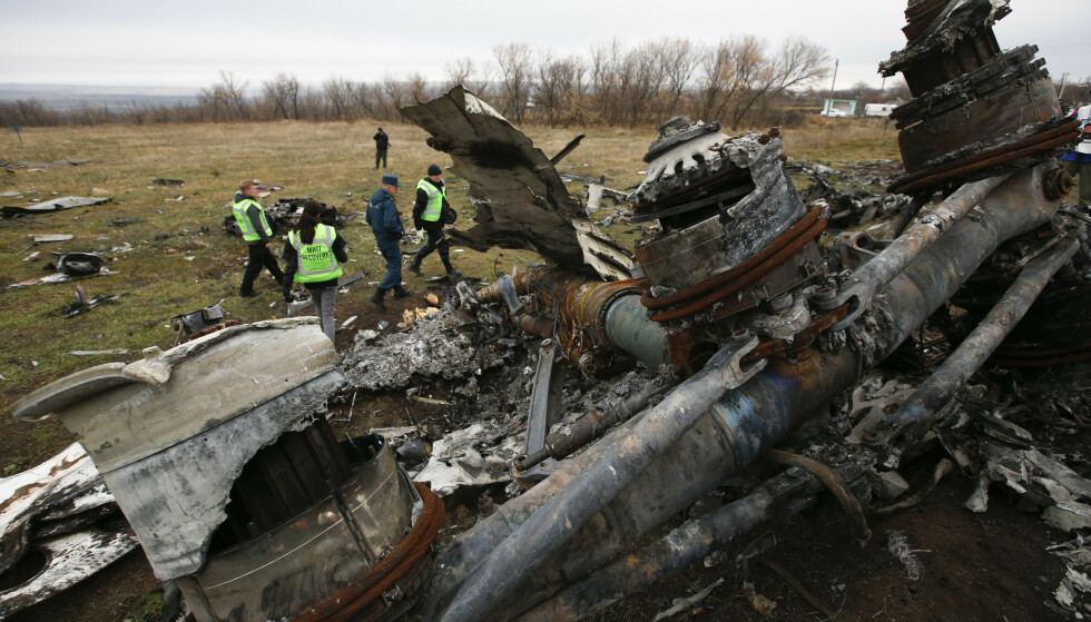 (Foto: Maxim Zmeyev/Reuters/NTB scanpix)