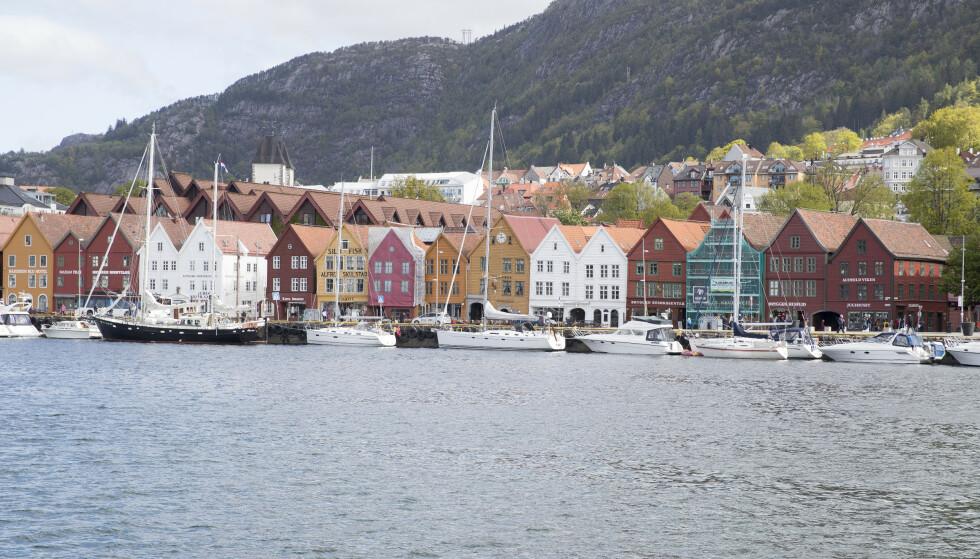 Bergen kommune erklærer klimakrise. Foto: Terje Pedersen / NTB scanpix
