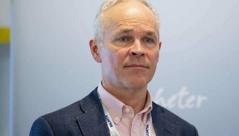 Kunnskapsminister Jan Tore Sanner (H). Foto: Fredrik Hagen / NTB scanpix