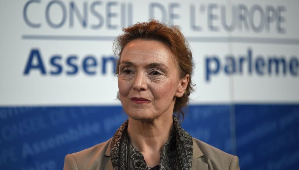 Kroatiske Marija Buric blir Jaglands etterfølger i Europarådet