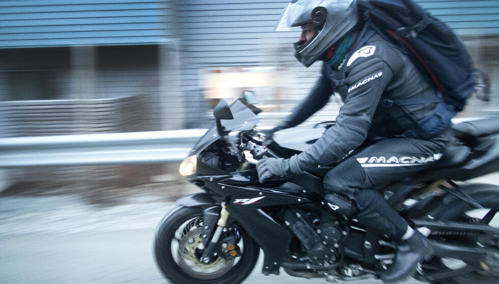 Så langt i år har ti personer, dobbelt så mange som på samme tidspunkt i fjor, mistet livet i motorsykkelulykker på norske veier. Hele fem av dem døde i juni. Illustrasjonsfoto: Gorm Kallestad / NTB scanpix
