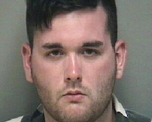 James Alex Fields Jr. ble fredag dømt til livstidsfengsel for bilangrepet i Charlottesville der en kvinne ble drept. Foto: AP / NTB scanpix