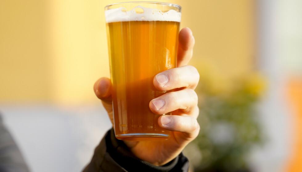 Små bryggerier slipper unna med mindre avgift på cider. Foto: Fredrik Hagen / NTB scanpix