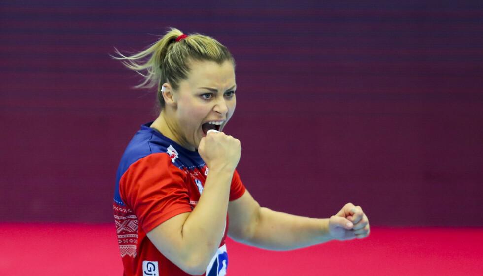 Nora Mørk er i gang med sitt nye liv i Romania. Det startet med nei til landslaget. Foto: Vidar Ruud / NTB scanpix