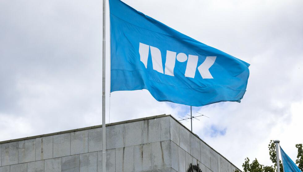 NRK omstrukturerer distriktsdivisjonen i forbindelse med at regionreformen trer i kraft 1. januar 2020. Illustrasjonsfoto: Gorm Kallestad / NTB scanpix