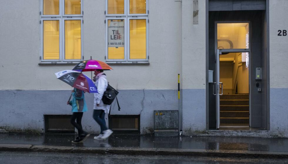 Lørdag vil Agder og Telemark få en forsmak på høsten. Det er sendt ut gult farevarsel. Foto: Tor Erik Schrøder / NTB scanpix