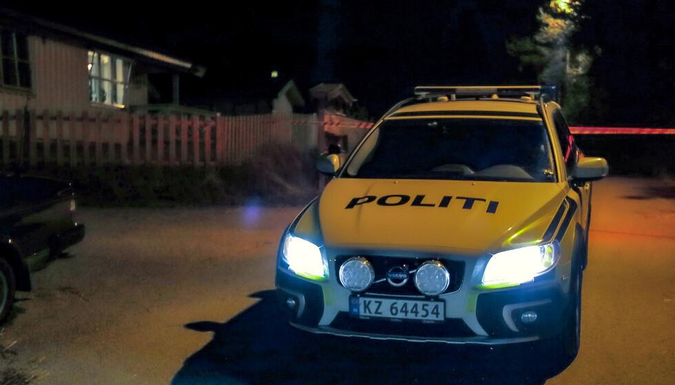 En mann i 30-årene er siktet for grov kroppsskade med døden til følge etter at en mann i 60-årene ble funnet død i sin egen bolig på Vinstra i Gudbrandsdalen. Foto: Bjørn Berget / Dølen / NTB scanpix.