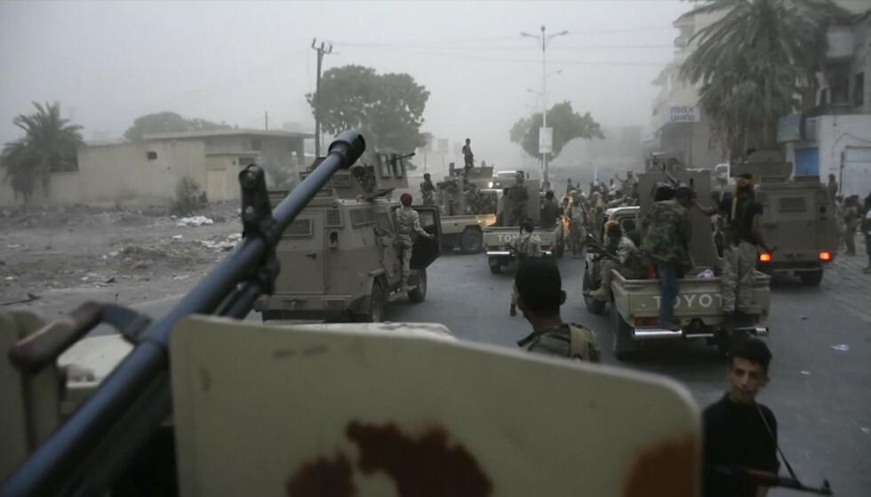 Titusener av mennesker er drept i krigen i Jemen siden 2015, og millioner er drevet på flukt. Foto: AP / NTB scanpix.