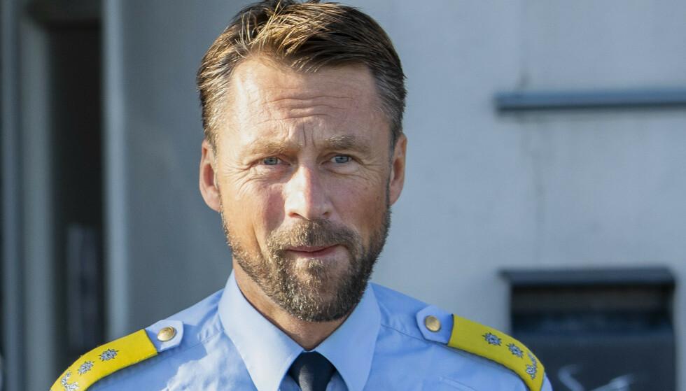 Politimester Steven Hasseldal i Øst politidistrikt flyttes midlertidig til en jobb i Politidirektoratet. Foto: Jon Olav Nesvold / NTB scanpix