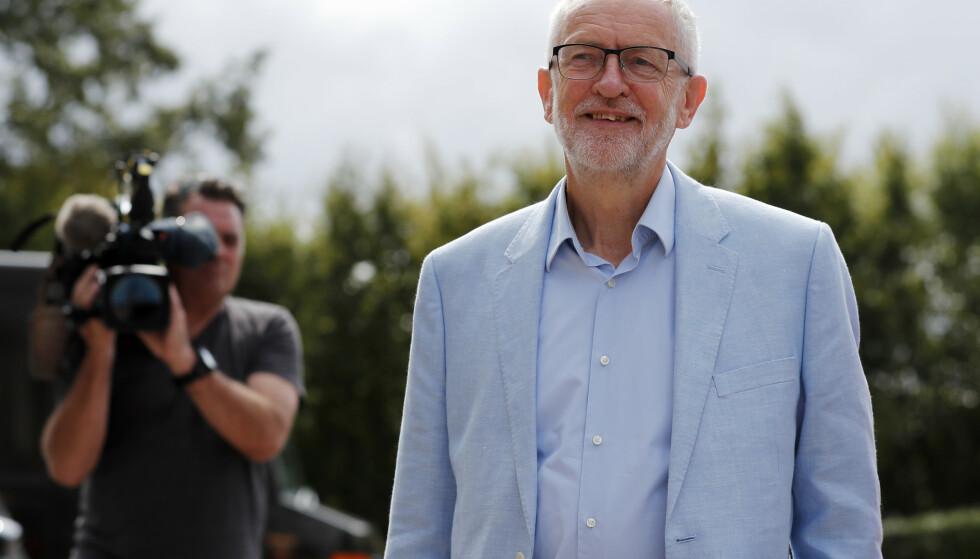Labour-leder Jeremy Corbyn. Arkivfoto: Frank Augstein / AP / NTB scanpix