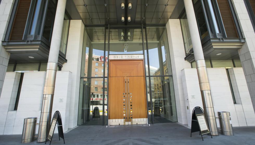 En mann fra Trøndelag er tiltalt for grove overgrep mot filippinske fem barn. Han må møte i Oslo tingrett i november. Foto: Trond Reidar Teigen / NTB scanpix