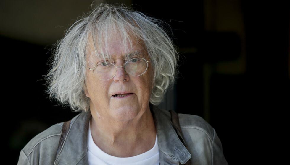 Dag Solstad fyrer løs i den nye boken til Mette Marit. Foto: Vidar Ruud / NTB scanpix.