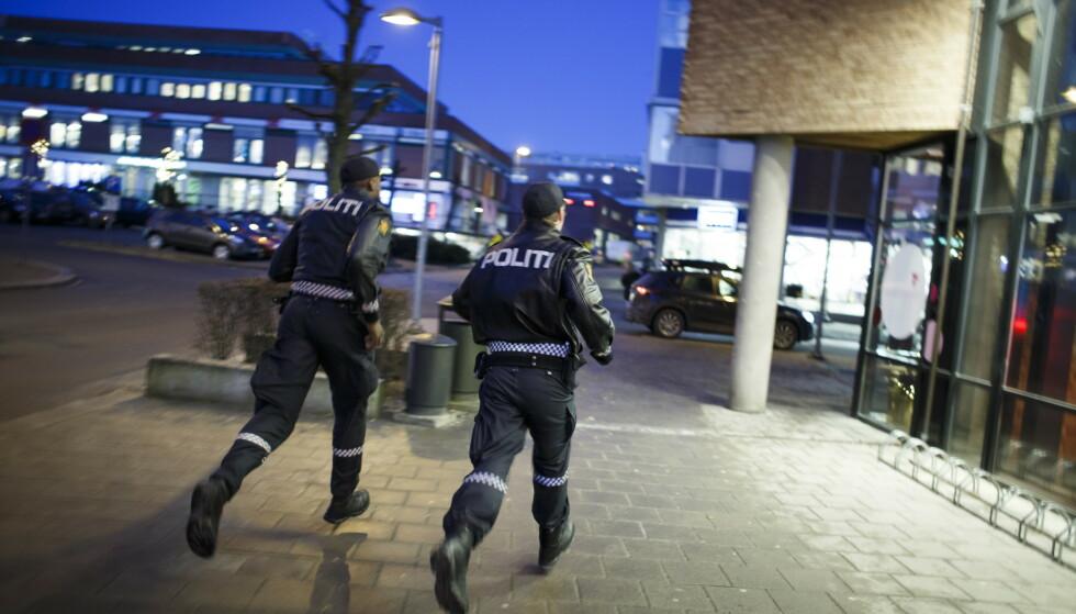 Politiet advarer om ungdomsgrupper i Stavanger som raner andre ungdommer. Illustrasjonsfoto: Heiko Junge / NTB scanpix