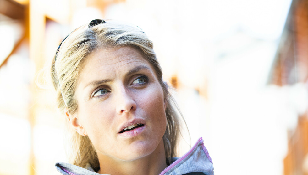 Therese Johaug under treningsleiren til langrennslandslaget i franske Font Romeu. Foto: Berit Roald / NTB scanpix