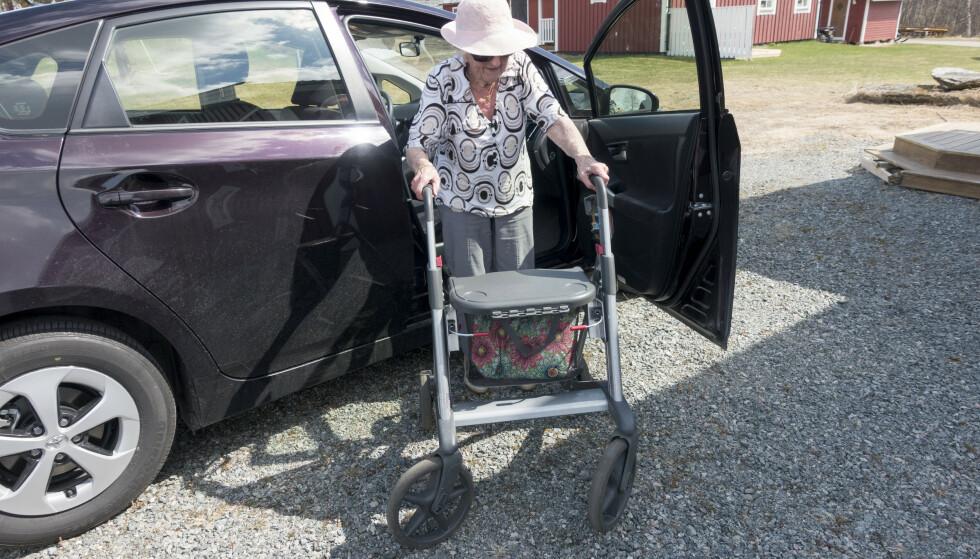 Ifølge Pensjonistforbundet er det om lag 65.000 enslige minstepensjonister i Norge i dag. Illustrasjonsfoto: Gorm Kallestad / NTB scanpix.