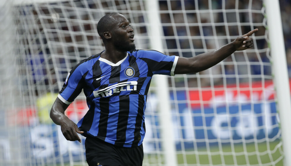 Romelu Lukaku har opplevd rasistisk hets etter at han skiftet til Inter og italiensk fotball. Foto: Luca Bruno / AP / NTB scanpix.