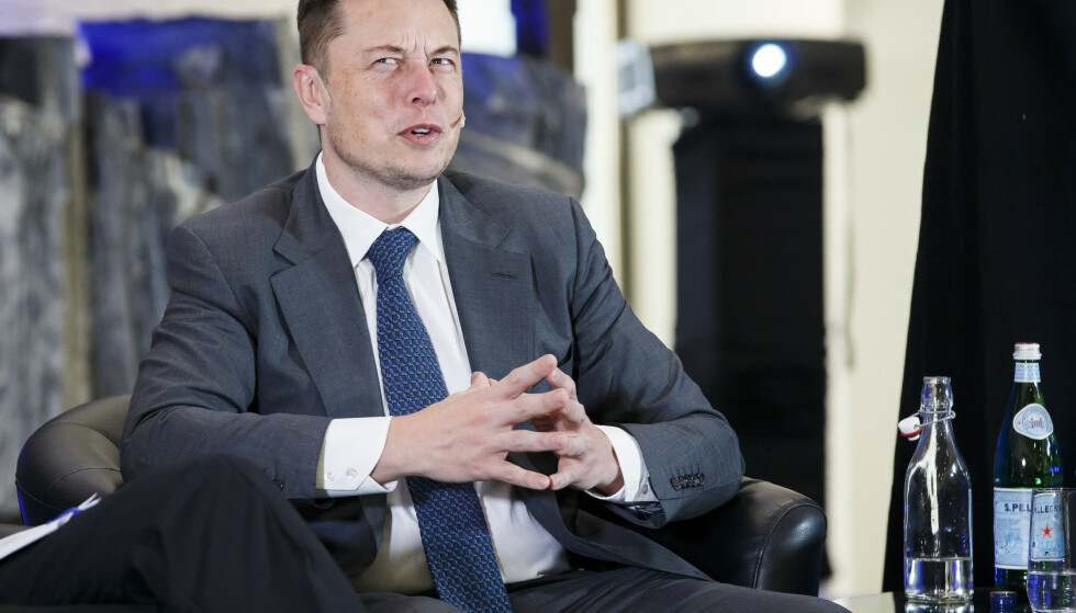 Grunnlegger av Tesla Motors Elon Musk benekter at an anklaget den 64 år gamle dykkeren for å være pedofil. Foto: Heiko Junge / NTB scanpix