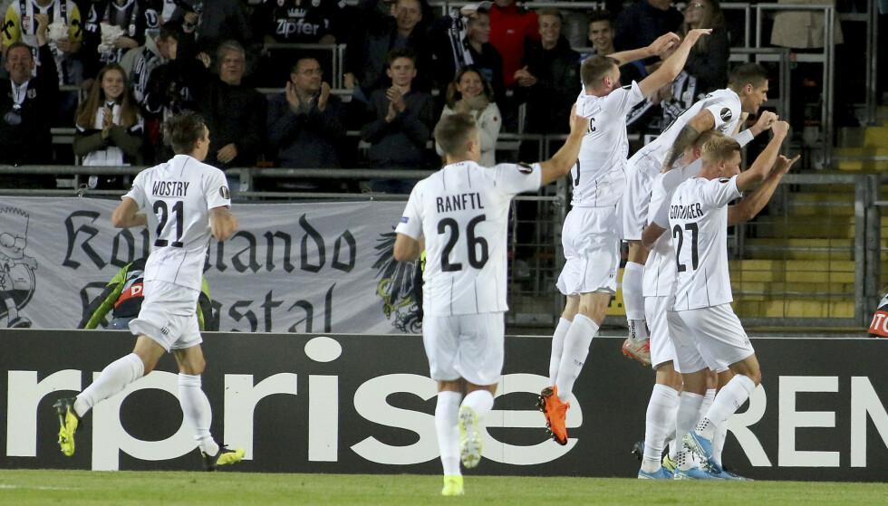 Blytung europaligastart for Rosenborg – ble overkjørt av LASK