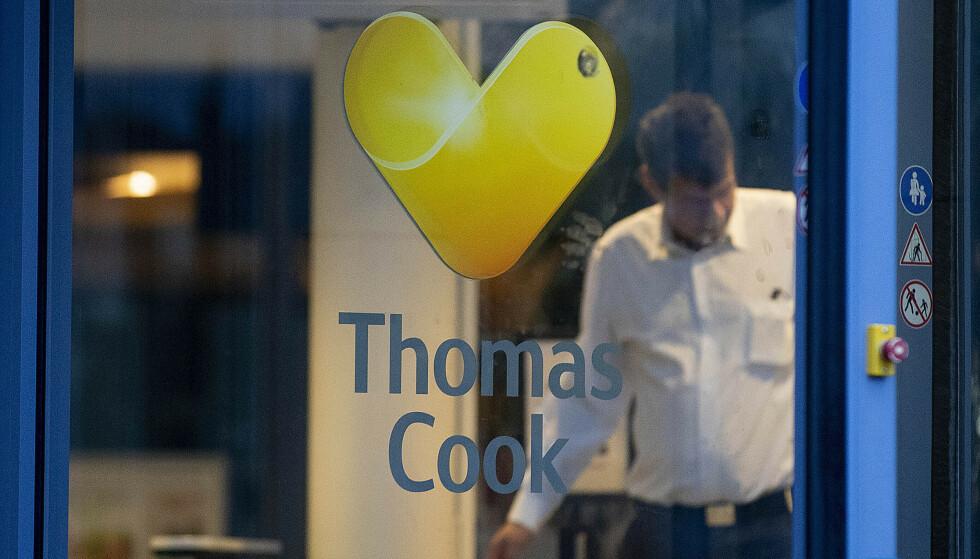 Det svenske investeringsselskapet Triton Partners ville kjøpe Ving før sommeren, men Thomas Cook sa nei. Foto: AP Photo/Michael Probst