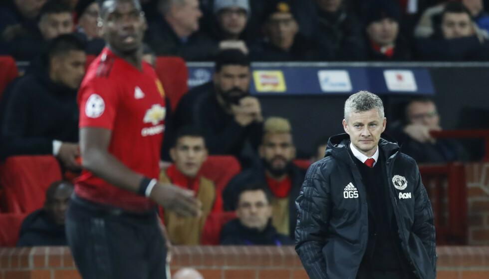 Manchester United-manager Ole Gunnar Solskjær har sjefens støtte. Foto: Erik Johansen / NTB scanpix
