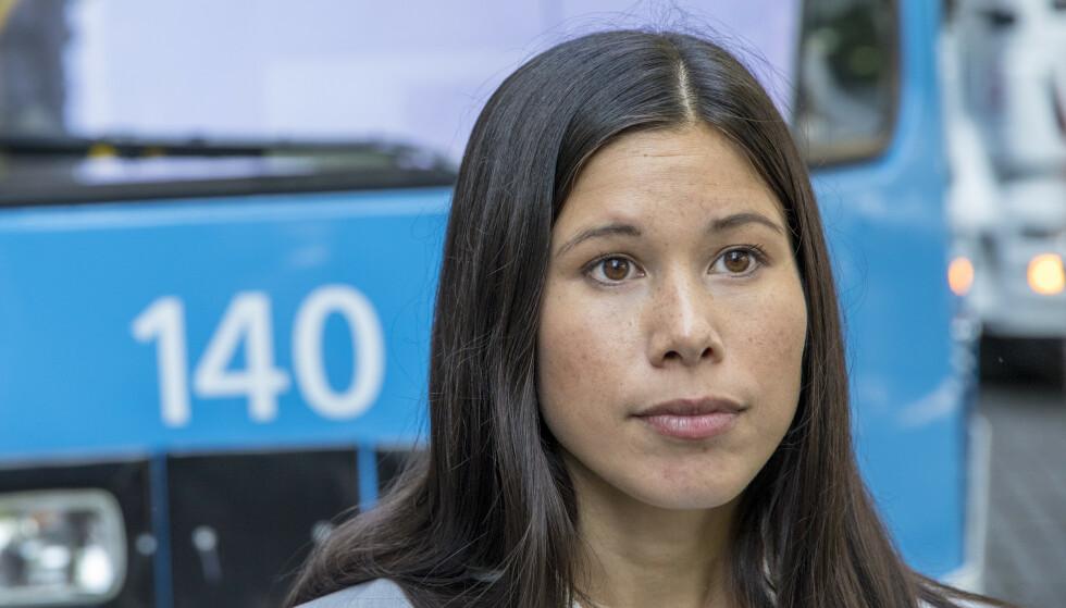 Kontrollutvalget i Oslo kommune har vedtatt at det skal gjennomføres en gransking av miljøbyråd Lan Marie Berg (MDG) sin rolle når det gjelder de mange bruddene på blant annet Arbeidsmiljøloven i hennes underliggende etater. Foto: Berg-Rusten, Ole / NTB scanpix