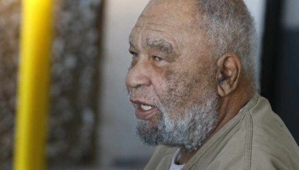 Samuel Little hevder han står bak 93 drap i perioden 1970-2005. Foto: Mark Rogers/Odessa American/NTB Scanpix