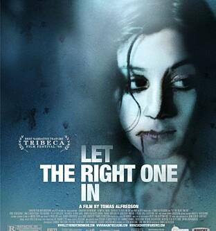 Let the Right One in, er en av de beste skrekkfilmene på Netflix. Foto: NTB Scanpix.