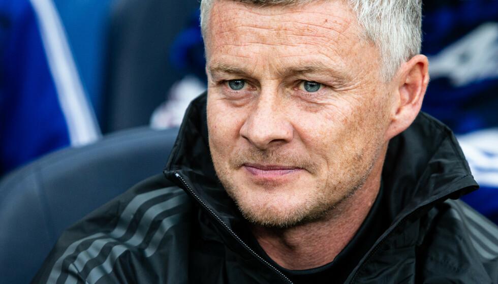 Ole Gunnar Solskjær har tøffe dager som Manchester United-manager. Foto: Audun Braastad / NTB scanpix