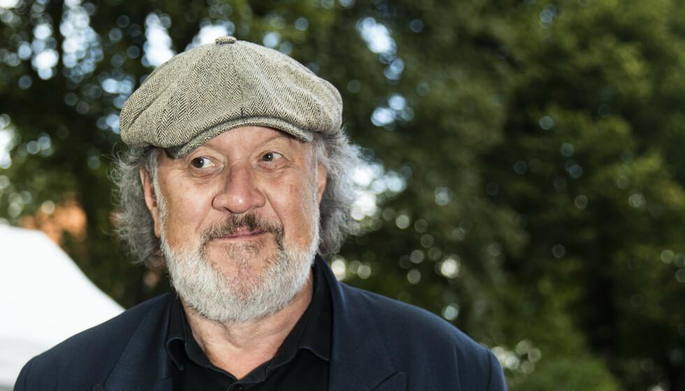 Bjørn Eidsvåg er kritisk til NRK P1 og mener de utelater norske artister over 50 år. Foto: Berit Roald / NTB scanpix