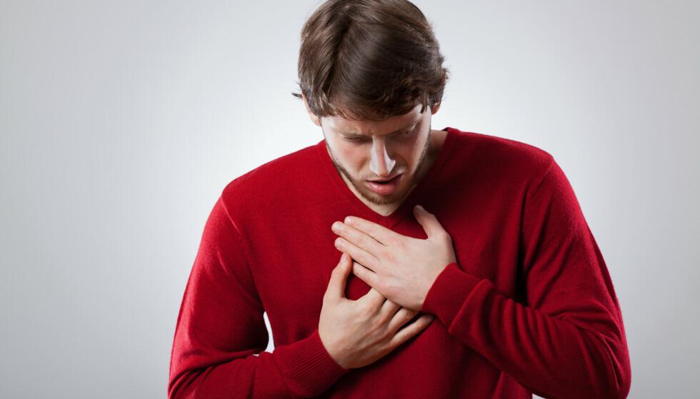 Trenger du tips mot halsbrann? Foto: Photographee.eu/Shutterstock/NTB scanpix.