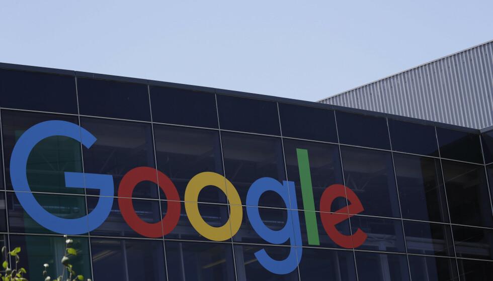Teknologigiganten Googles forskere hevder de har gjort et stort gjennombrudd med sin forskning på kvantedatamaskiner. Foto: Marcio Jose Sanchez / AP / NTB scanpix