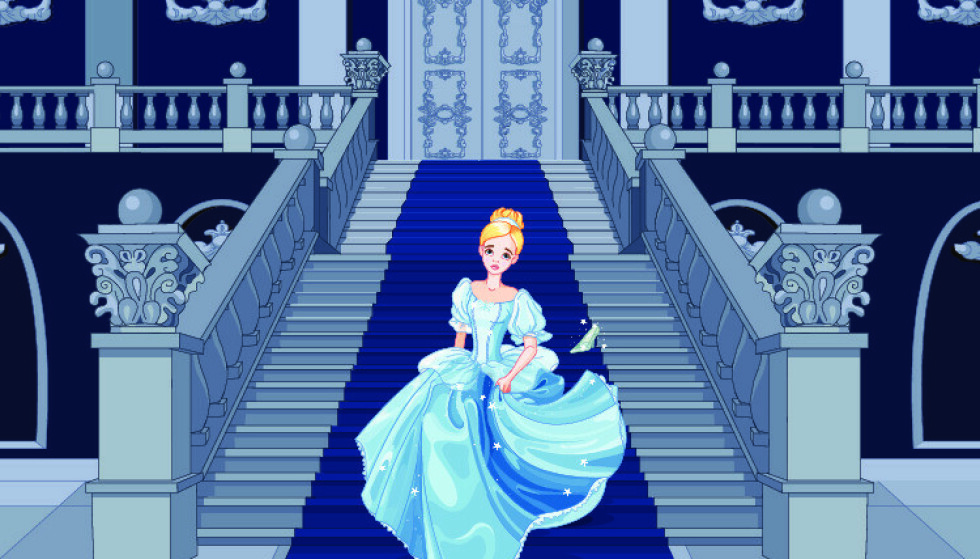 Kan Askepott ha reddet Disney? Foto: Pushkin/Shutterstock/NTB scanpix.