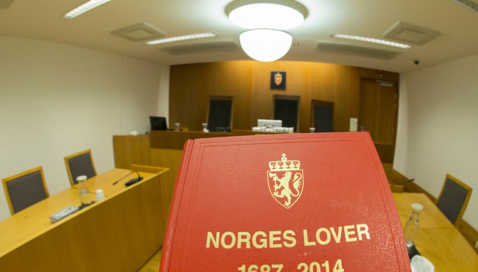 En mann er i Romsdal tingrett dømt for voldtekt og grov kroppsskade. Foto: Terje Pedersen / NTB scanpix