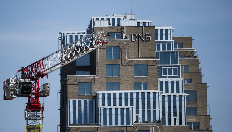 Det islandske fiskeriselskapet Samherji skal ha brukt Norges største bank DNB til å overføre store summer til skatteparadis. Deler av pengene skal ha blitt brukt til korrupsjon. Foto: Trond Reidar Teigen / NTB scanpix